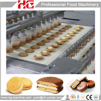 HG Series creamed chocolate cake pie machinery