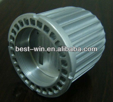 precision 6061 7075 2024 aluminum cnc machining