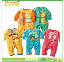 cutebaby rompers legged long sleeves baby clothing newborn cartoon jumper babyclothes