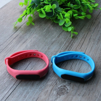 Nordic nrf51822 wristband bluetooth 4.0 waterproof ibeacon