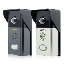 Kivos cheap wireless intercom wired video door phone hot selling