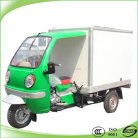 Best hot sale cabin tricycle with container box