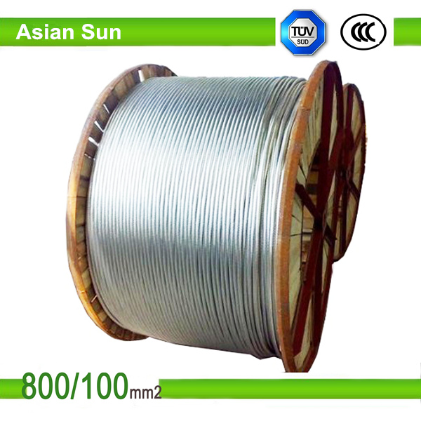 Factory Direct Sale ACSR conductor BS Dog Rabbit Moose Panther code Swan ASTM Standard