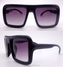 Factory price fashionable wholesale pc frame pc lens one dollar sunglasses