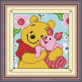 New design for diy diamond painting(Winnie the Pooh1)