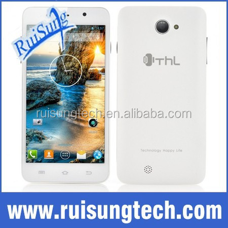 Original THL W200C W200S MTK6592M Octa core Android phone 5'' Corning Gorrila III IPS Screen WIFI GPS OTG WCDMA 3G Android phone