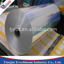 GB Standard aluminum gutter coil for container