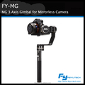 Free shipping 3 axis handheld camera gimbal stabilizer shooting device for so ny