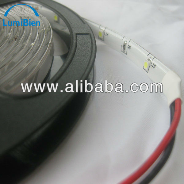 3528LED flexible Xpoxy waterproof 36 60 96 120led per M flexible strip led lights bar lighting strip led lamps CE small order ok