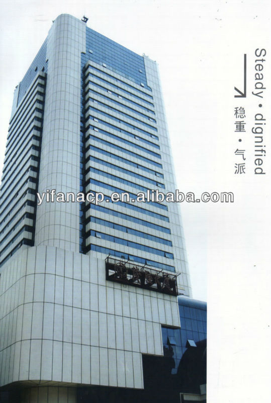 China leading Colourful Aluminium Composite Panels/ACP/ACM/Aluminum cladding