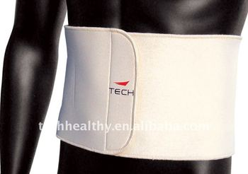 Bodybuilding neoprene waist guard
