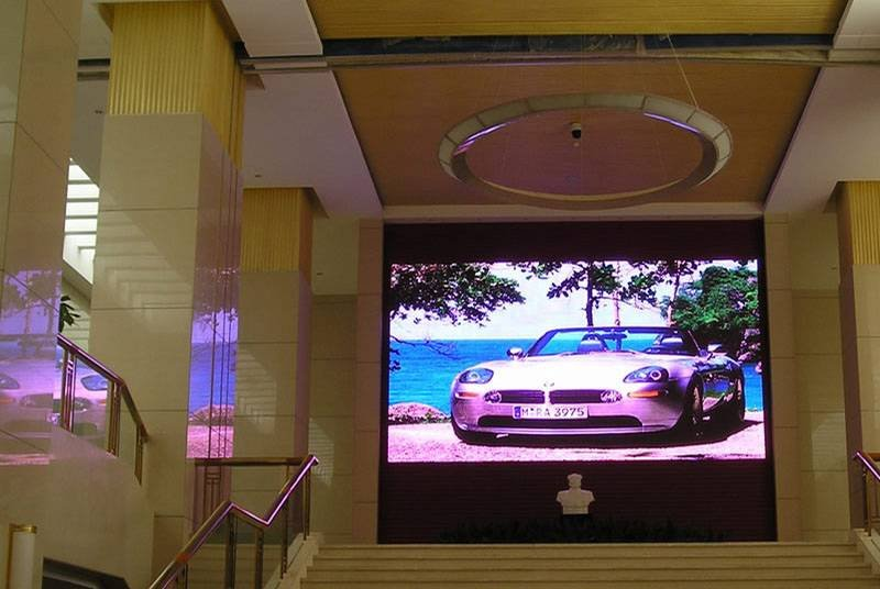 p10 indoor led display