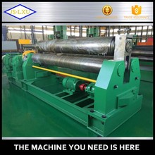 W11-6x2000 simple operation rolling machine with three rollers
