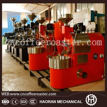 Commercial use automatic coffee roaster/Stainless steel coffee roaster