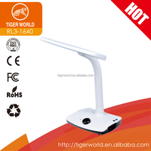 Hot New Tiger World Fashion Rechargeable LED Reading Table Lamp