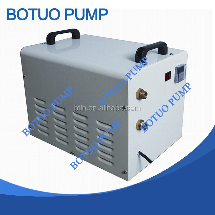 Mini Commercial High Pressure Fog Misting Systems Machine For Outdoor Cooling