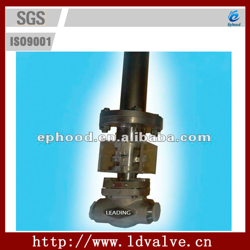Inconel material oxygen valve forged steel globe valve class 800lb 1inch stop valve