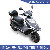 cheap motor 50cc hybrid electric scooter with 120kg load