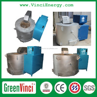 Greenvinci Advanced Biomass Aluminum Melting Furnace mainly used for Melting aluminum zinc magnesium