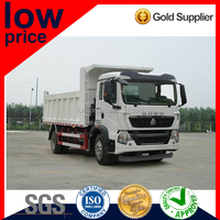 Factory Directly Delivery SINOTRUK HOWO 5 ton Light Duty Dump Truck