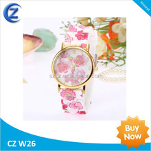 2014 new custom full printed plastic watch / watchful for promotion watches / cheap watch | china watch manufacturer