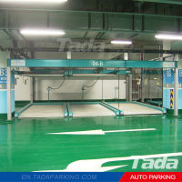 PSH Lifting and shifting automatic car parking and car storage system