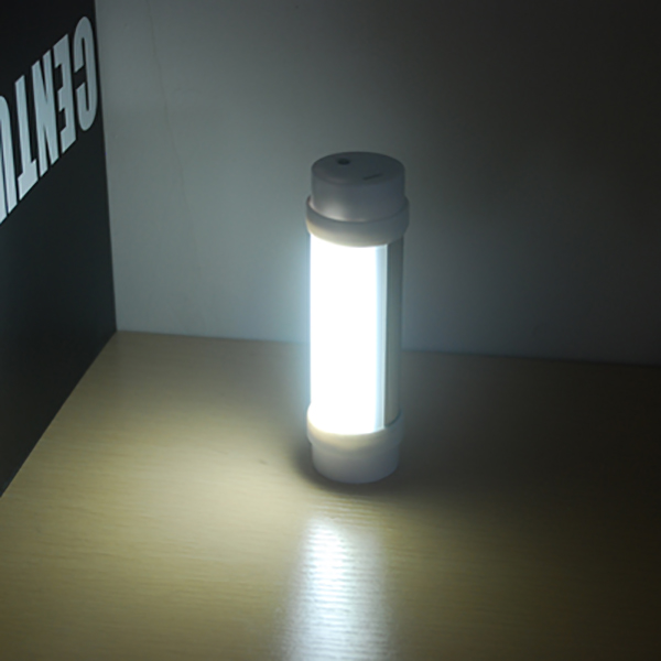 LED Suppliers Aluminum Rechargeable LED Portable Emergency Light