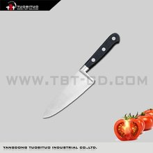 8 inch Chef knife with forged POM handle