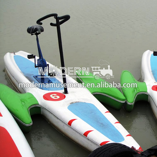 Popular inflatable water bike or waterbird water bike for sale