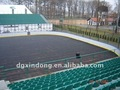 flexible ice mats refrigeration EPDM absorber strips ice rink