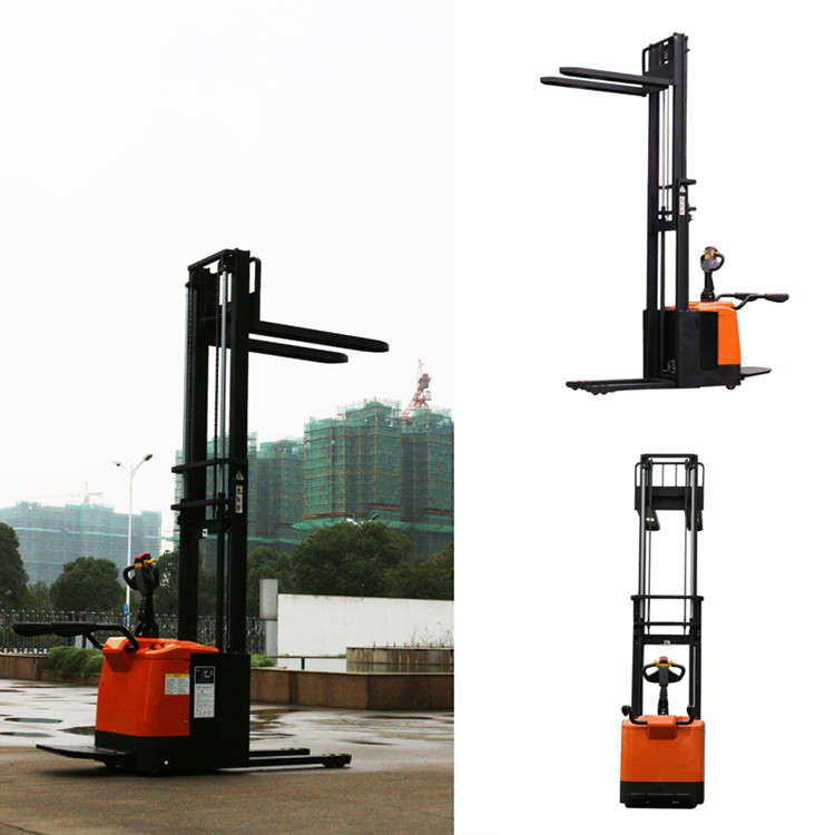 full electric stacker 1.5 ton