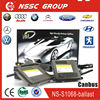 POP NSSC hid xenon kit xenon headlights polo car lightings kits passed E-mark,RoHS certificate