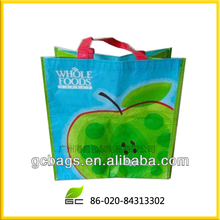 PET removable handle Laminated non-woven bag