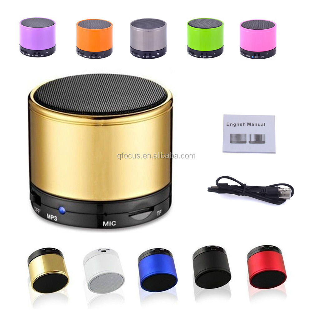 Hot selling Super Bass Mini Wireless Bluetooth Speaker for MP3 / iPhone / iPad / Samsung / Tablet PC / Laptop bluetooth speaker
