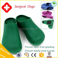 Factory Price Custome Surgical Clogs, Medical Clogs, Operating Theatre Clogs