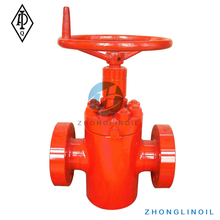 FC/FLS/FLSR type gate valve oil and gas equipments