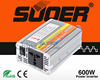 Suoer Factory Price Power Inverter 12v 220v Solar Power Inverter 600w inverter solar power system with CE&ROHS