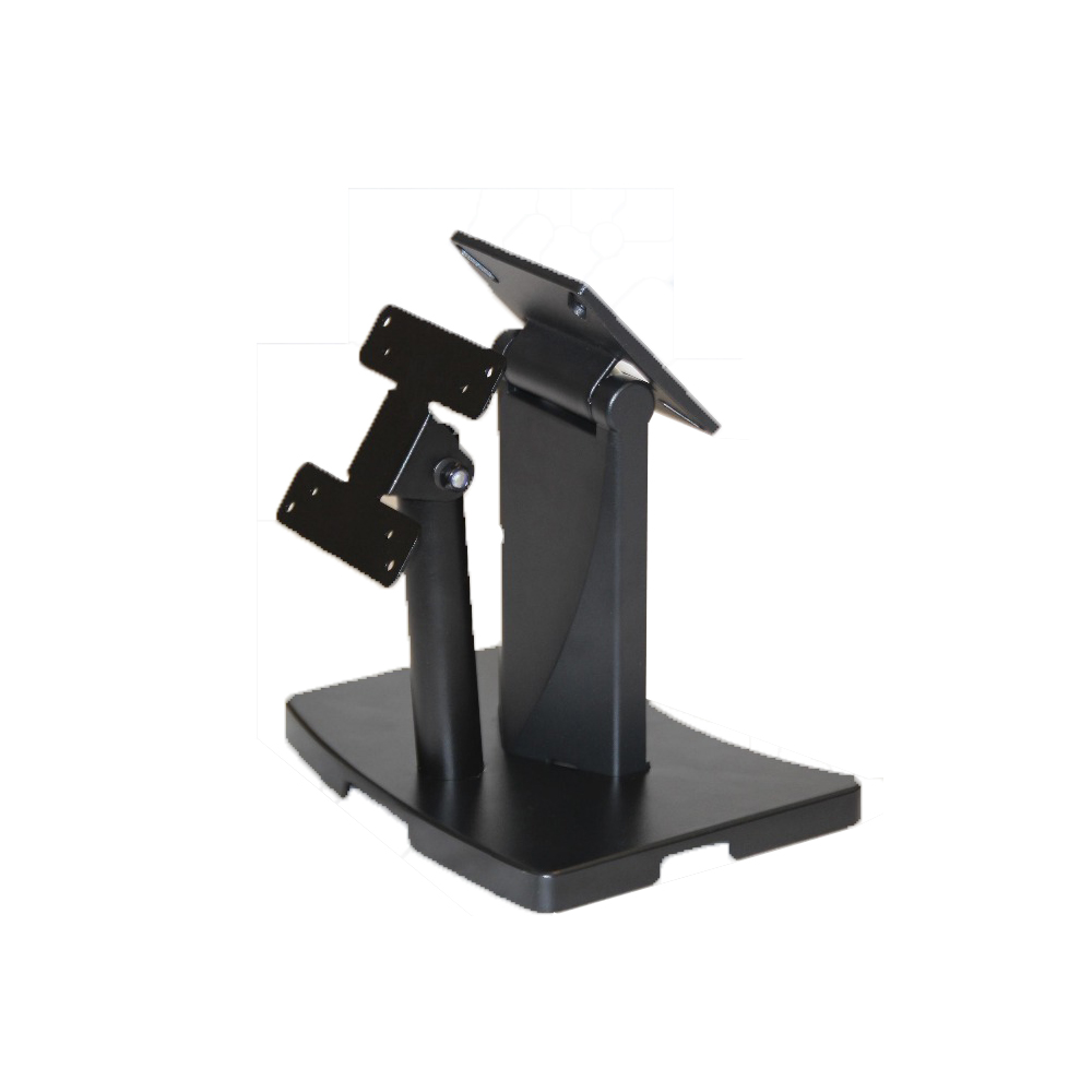 All in one POS dual monitor adjustable Vesa stand