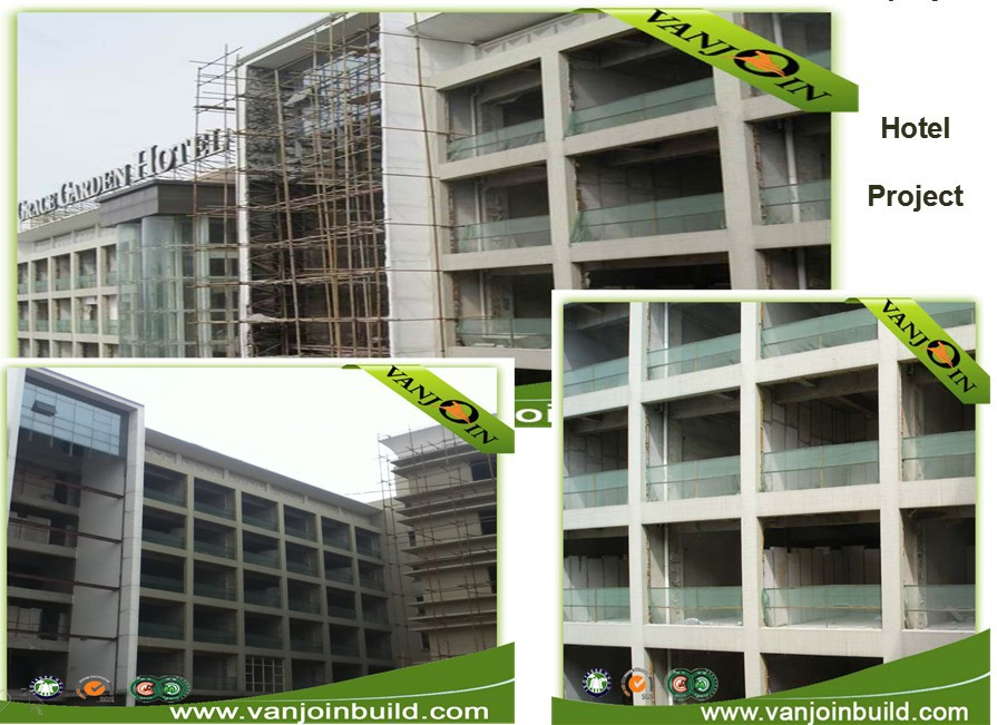 lightweight construction materials for high building /eps sandwich wall panel for construction house
