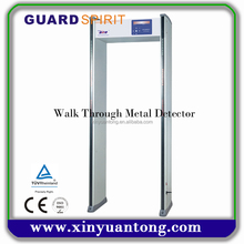 Walk through metal detector / Arco detector metales XYT2101A2
