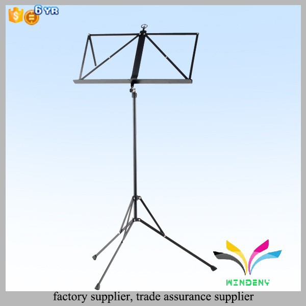 China Supplier Top Selling Portable Decorative Fancy Floor Standing Stable High Quality Metal Cymbal Stand