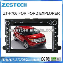 Shenzhen ZESTECH for ford explorer car dvd with can-bus