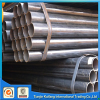 Q195/Q215 welded lasw steel pipe in Tianjin