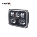 High Power Autolamp 5x7inch LED Rectangular Headlight 85W LED Spotlight 7 inch H4 Headlight LED for Truck