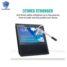 Ultra-thin For Amazon Echo Show Screen Protector 9H Hardness Screen Guard New laptop Tempered Glass Screen Film For Echo Show