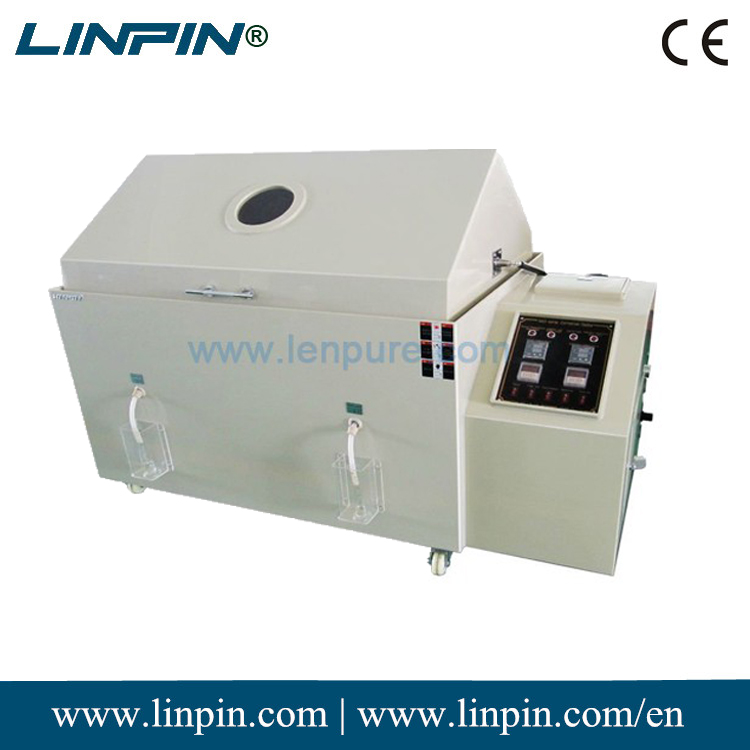 China Lenpure inexpensive and uncomlicated salt spray cabinets and chambers