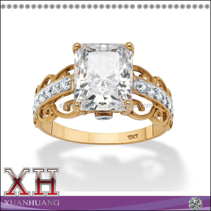 Xuan Huang Wholesale Hot Jewelry Diamond Engagement Ring