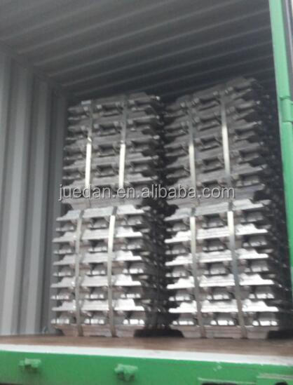 pure aluminum ingot for sale