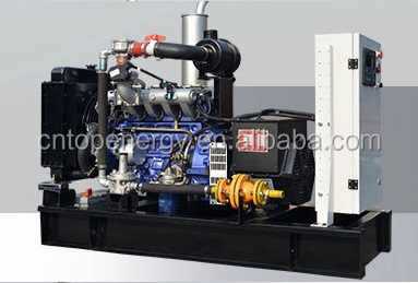 Factory sale! Chinese small gas turbine generator for sale in low price low fuel consumption