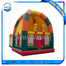 Inflatable clown bouncy castle,inflatable jumper bouncer